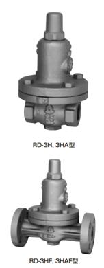 日本阀天RD-3H蒸汽减压阀