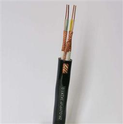 2018年ZR-DJFPVP阻燃双屏蔽电缆4*2*1电缆价格价格