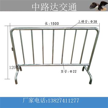 不锈钢铁马护栏报价