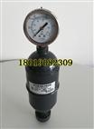 【2019]空氣室式脈沖阻尼器LGMK-0.6 UPVC脈動阻尼器