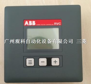 10148029 ABB 功率因数控制器 RVC-8