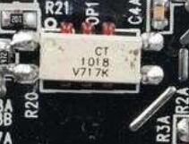 CT1018超薄長腳距光耦