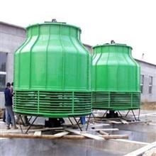 天津圆形冷却塔厂家   自产自销圆形冷却塔价格实在售后有保证