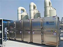 廢氣防治污染設施總承包