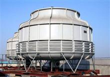 秦皇岛圆形冷却塔生产厂家   自产自销圆形冷却塔价格实在售后有保证