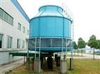 秦皇岛圆形玻璃钢冷却塔厂家   自产自销圆形玻璃钢冷却塔价格实在