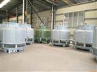 秦皇岛圆形冷却塔厂家  厂家直销圆形冷却塔规格齐全质优价廉