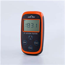 固体负离子浓度检测仪IT-10