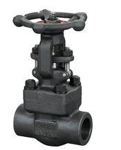 Z61Y焊接式锻钢闸阀