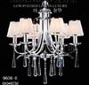 现代水晶灯9606-6B