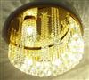 水晶吸顶灯8012  星星月亮  (550mm)