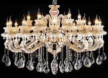 会所水晶吊灯