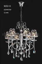 现代水晶灯9253-6