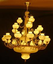 酒店铜灯18282-21