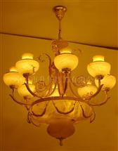 餐厅铜灯18282-8