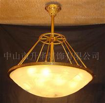 酒店铜灯10616