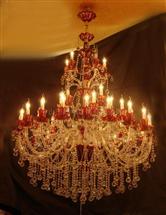 大厅水晶蜡烛灯18214