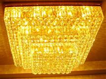 大厅豪华水晶吸顶灯8312