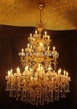 大厅水晶蜡烛灯19569