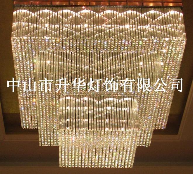 大堂水晶吊灯