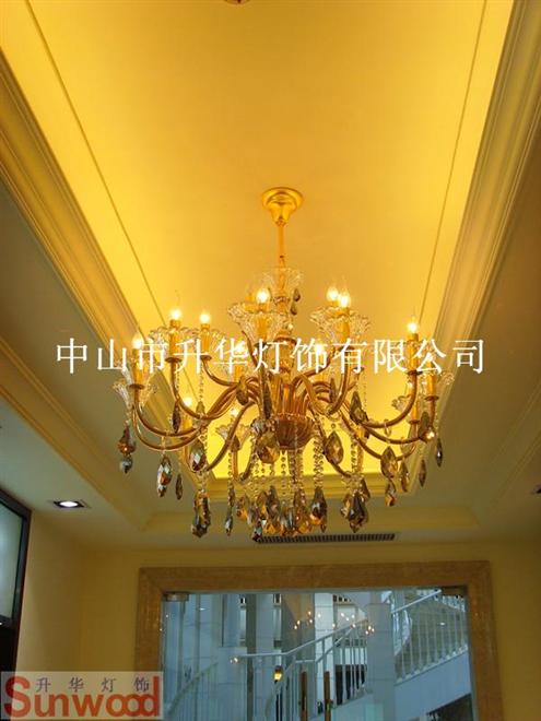 工程水晶灯