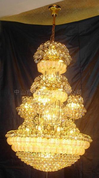 大厅水晶灯18173