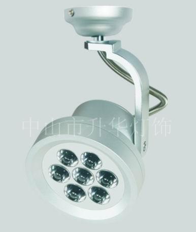 室内明装LED射灯