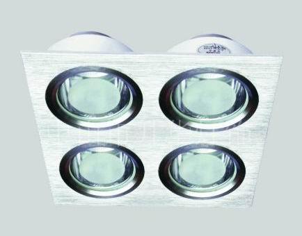 4头LED天花筒灯1624LS
