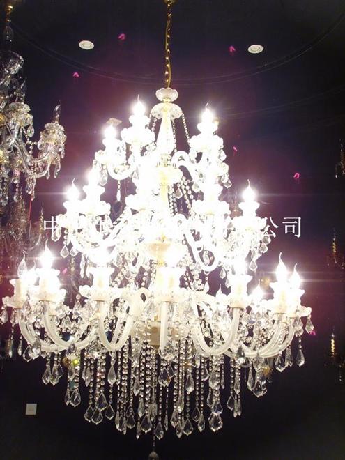磨砂玻璃蜡烛大灯6086-1200