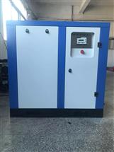 食品行业深圳劲豹10P大型无油箱式空压机