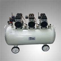 3PJINBAO实验室静音无油空压机SLB135