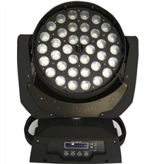36*10W RGBW 4 in 1 LED Moving Head Wash Zoom light TSL-004