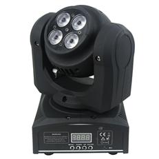 4pcs 10W+12W Moving Head Beam Wash TSL-008