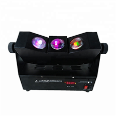 3pcs 10W RGBW Uplight LED Battery Wall Washer TSWP-009