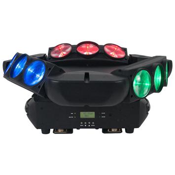 9*10W RGBW 4 in 1 LED Spider Moving Head Beam TSL-011