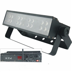 16*3W Tri Color Wireless Battery LED Bar TSWP-008