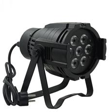 7*15W RGBWA in 1 LED Flat Par Can TSP-003