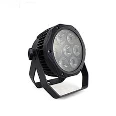 Outdoor Waterproof IP65 7*10W 4 in 1 LED Flat Par TSIP-006
