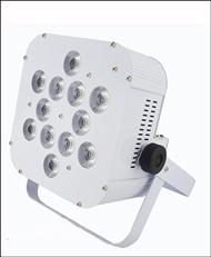 12*18W RGBWA+UV LED Flat Par TSP-009