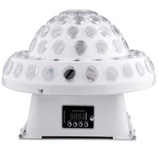 5*3W UFO Laser LED Crystal Magic Ball Light TSE-005