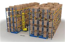 电动式移动货架案例