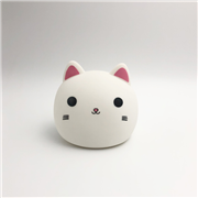Cute Cat LED Silicone Night Light