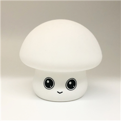 Mushroom LED Silicone Night Light