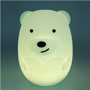 Big Bear LED Silicone Night Light