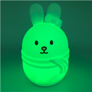 Big Rabbit LED Silicone Night Light