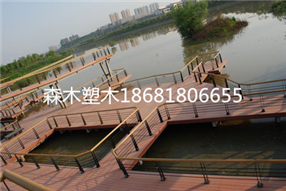 铜川延安榆林防腐木铁艺塑木围栏厂家