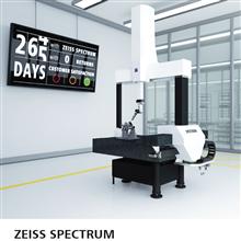 新一代SPECTRUM具有连续扫描三坐标测量机