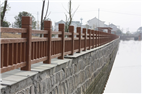 南通河道景观护栏