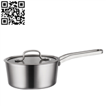 304三层钢奶锅(Stainless steel pot)ZD-SCG07