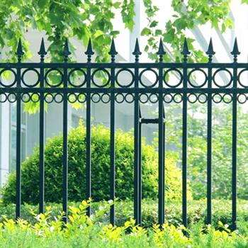 小区花园护栏